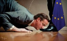 Brexit' Debate: David Cameron Likened to Neville Chamberlain David Cameron, Vote Leave, Eu Referendum, Protest Art, In Ancient Times, Break Free, Political News, Sports And Politics, Climate Change