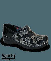 74d477d8b528 Sanita Rebel Professional Nursing Clog Scrub Shoes