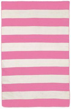 Trans Ocean Sorrento Rugby Stripe (Pink)