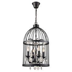 Trans Globe Lighting Amherst 10454 BK Pendant Light - 10454 BK