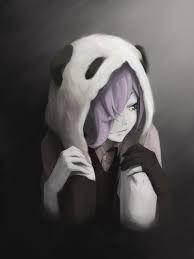 Resultado de imagen para anime kawaii girl panda