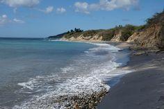 playa Negra de Vieques