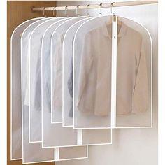 Wardrobe Storage, Clothing Storage, Dresser Drawer Organization, Dinner Wear, Ideas Hogar, Garment Bags, Bag Packaging, Bag Storage, Toiletry Storage