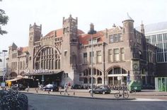 Station Haarlem, Holland