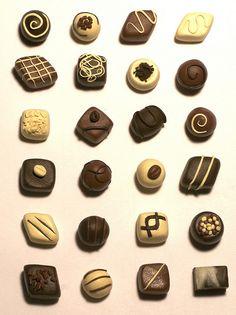 Bonbons van FIMO