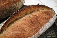 How to Slash Dough and Make Bread Ears | Sourdough Library