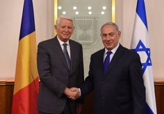 Romanian foreign minister to 'Post': Israel doing very well in the world #Israel #HolyLand via jpost.com