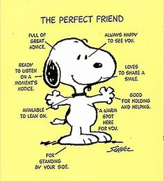 Charles Schulz, Snoopy, Charlie Brown Quotes and Posters - The Art Of Life Studio Snoopy Love, Charlie Brown Und Snoopy, Snoopy And Woodstock, Peanuts Cartoon, Peanuts Snoopy, Snoopy Cartoon, Cute Quotes For Friends, Real Friends, Being A Friend Quotes