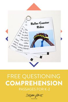 Comprehension strategies for first grade can be difficult to teach! This blog post shares 5 fun and free activities to try with your K-2 students and provides worksheets, passages, and images to use while teaching. Head over to grab them!