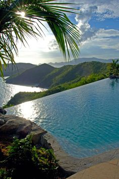 THE FALCON'S NEST RESORT, BRITISH VIRGIN ISLANDS #architecture #view #virginislands #travel #nature #beach #pool