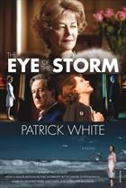 Nobel Prize winner Patrick White's masterpiece, The Eye of the Storm, is being republished to tie-in with the release of the film, starring Charlotte Rampling, Judy Davis, and Geoffrey Rush due out in April 2012.