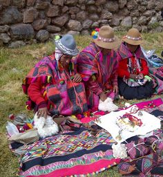 Despacho Ceremony in Peru: