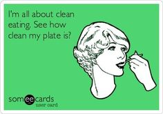 clean eating by robindu @Courtney Haupt