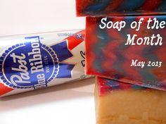 Pabst Blue Ribbon Soap - lol