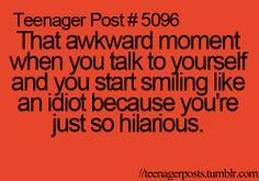 and then ur bff walks away like she duznt kno u...