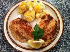 Peace, Love, and Low Carb: Almond Parmesan Crusted Tilapia Recipe. Low Carb Tilapia Recipe, Tilapia Recipes, Fish Recipes, Seafood Recipes, Low Carb Recipes, Healthy Recipes, Primal Recipes, Chef Recipes