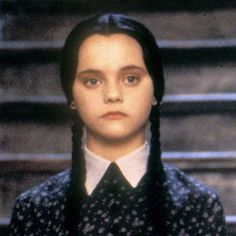 Addams Family Values, Wednesday Addams, Cool Girl, The Darkest