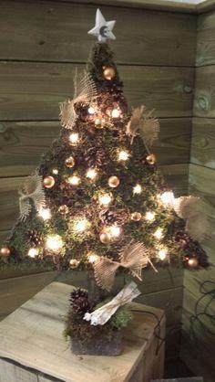 Kerstboom  bloemboetiek houselinedeco