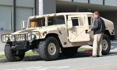 Arnold Schwarzenegger's Car Collection: Terminator AM Hummer