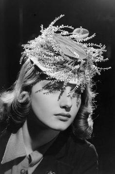 Chapeau, 1941,