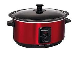 Buy a used Morphy Richards 48705 Sear and Stew Slow Cooker. ✅Compare prices by UK Leading retailers that sells ⭐Used Morphy Richards 48705 Sear and Stew Slow Cooker for cheap prices. Cooking Appliances, Small Kitchen Appliances, Red Kitchen, Kitchen Ideas, Kitchen Cook, Kitchen Things, Kitchen Supplies, Kitchen Gifts, Cooking Utensils