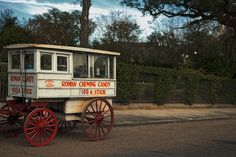 Roman Candy Wagon New Orleans - Taffy!