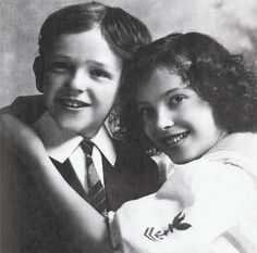 Fred (my idol) and Adele Astaire. Were on stage together for years and years. They conquered vaudeville, Broadway and the West End.
