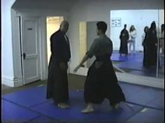 This is Dr Moses Powell. He was Master Zulu\'s jujutsu teacher as well the Hanshi Anton Muhammad who I also trained with. That\'s me in the green top as uke. This is 1993 in San Francisco.