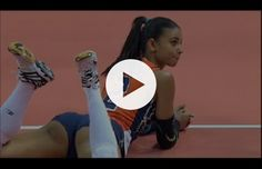 Winifer Fernández is a 21-year-old Dominican volleyball player, who is now doing…