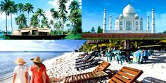 PLAN A TRIP TO INDIA AND AVAIL VARIOUS ATTRACTIVE OFFERS BY BOOKING AIR TICKETS ONLINE sai@wt | September 2, 2014 | Blog | No Comments  Trip to India, India holiday packages  India is a land of colors and of a million wonders. Hence many people, be it from within the country or abroad, wish to explore the land and its glory.