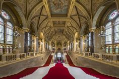 Parliament Inside by Zsolt Hlinka Budapest, Acrylic Photo Prints, Quality Photo Prints, Hanging Frames, Color Depth, Old Buildings, Service Design, Barcelona Cathedral, Taj Mahal