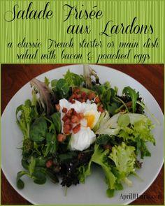 Salade Frisée aux La