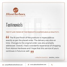 There is great satisfaction in knowing that we've done our job well and served our clients' interests. #Testimonials #ClientSatisfaction