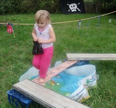 Pirate Party for 3 year Old Dimples; Part 2, Games & Dress ups. Ever Fancied throwing a Pirate party for your child? Well heres how we ...