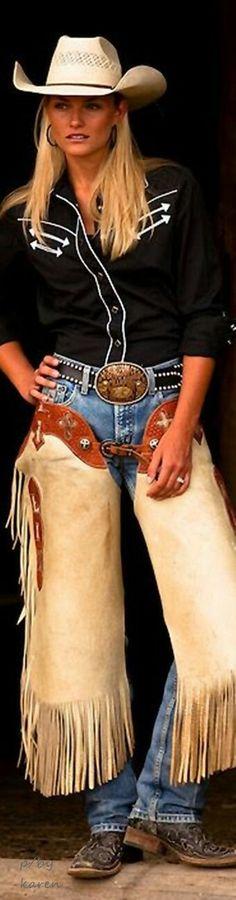 Hot N Sexy Cowgirl ❤