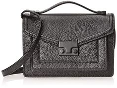 6d588ff197 LOEFFLER RANDALL Mini Rider Cross-Body Bag Review Leather Material, Street  Style Women,
