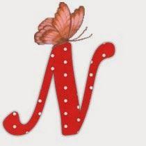 Alfabeto con mariposas de colores y letras con texturas.   Oh my Alfabetos!