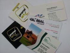 Carti De Vizita - Carti de vizita imprimate tipografic pentru tiraje mari sau digital pentru tiraje mici. Finisaje posibile: – taiere colturi la rotund – lacuire selectiva sau totala – laminare Monopoly