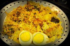 Chicken Biryani (Kacchi Biryani)