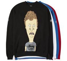 beavis and butthead sweatshirt- tempting