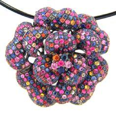 Multi colored sapphires!