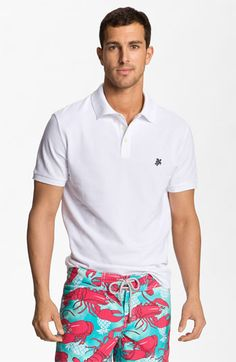 Choose this Vilebrequin Plongeoir Piqué Polo.   # Nordstrom