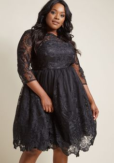 Chi Chi London Gilded Grace Lace Dress in Black - Step down the staircase in this black pink dress by Chi Chi London feeling like a beauty from a bygone era! Ornate swirls with a vintage twist eddy atop sheer mesh, while layers of tulle create a voluminous skirt. It's no wonder you feel ready to dance the night away!