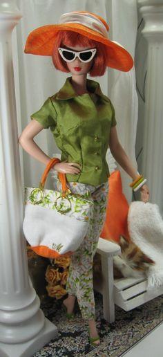 Siesta Key for Silkstone Barbie on Etsynow
