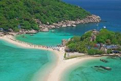 One of my favorite places in the world- Koh Tao, Thailand