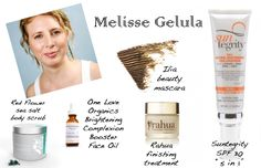 Favorite things for spring | My Spring Product Slumber Party | Natural Beauty Melisse Gelula