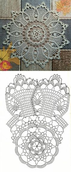 free doily patterns table runners ~ free doily patterns - free doily patterns in english - free doily patterns easy - free doily patterns crochet - free doily patterns table runners - free doily patterns size 10 Free Crochet Doily Patterns, Crochet Doily Diagram, Crochet Chart, Thread Crochet, Crochet Motif, Crochet Designs, Crochet Stitches, Crochet Round, Filet Crochet