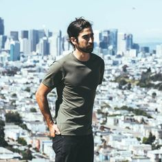 The Sector : Quick Dry by Mission Workshop - Weatherproof Bags & Technical Apparel - San Francisco & Los Angeles - Built to endure - Guaranteed forever