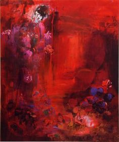 "Saatchi Art Artist Ville Kylätasku; Painting, ""Founders Keepers (sold)"" #art"