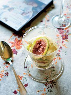 ケイトとニックの関係が深まったいちじくとマルサラ酒のティラミス|『ELLE a table』はおしゃれで簡単なレシピが満載!